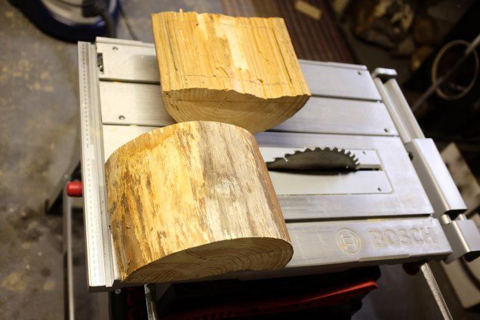 pila-pilka-stol-drevo-krmidlo