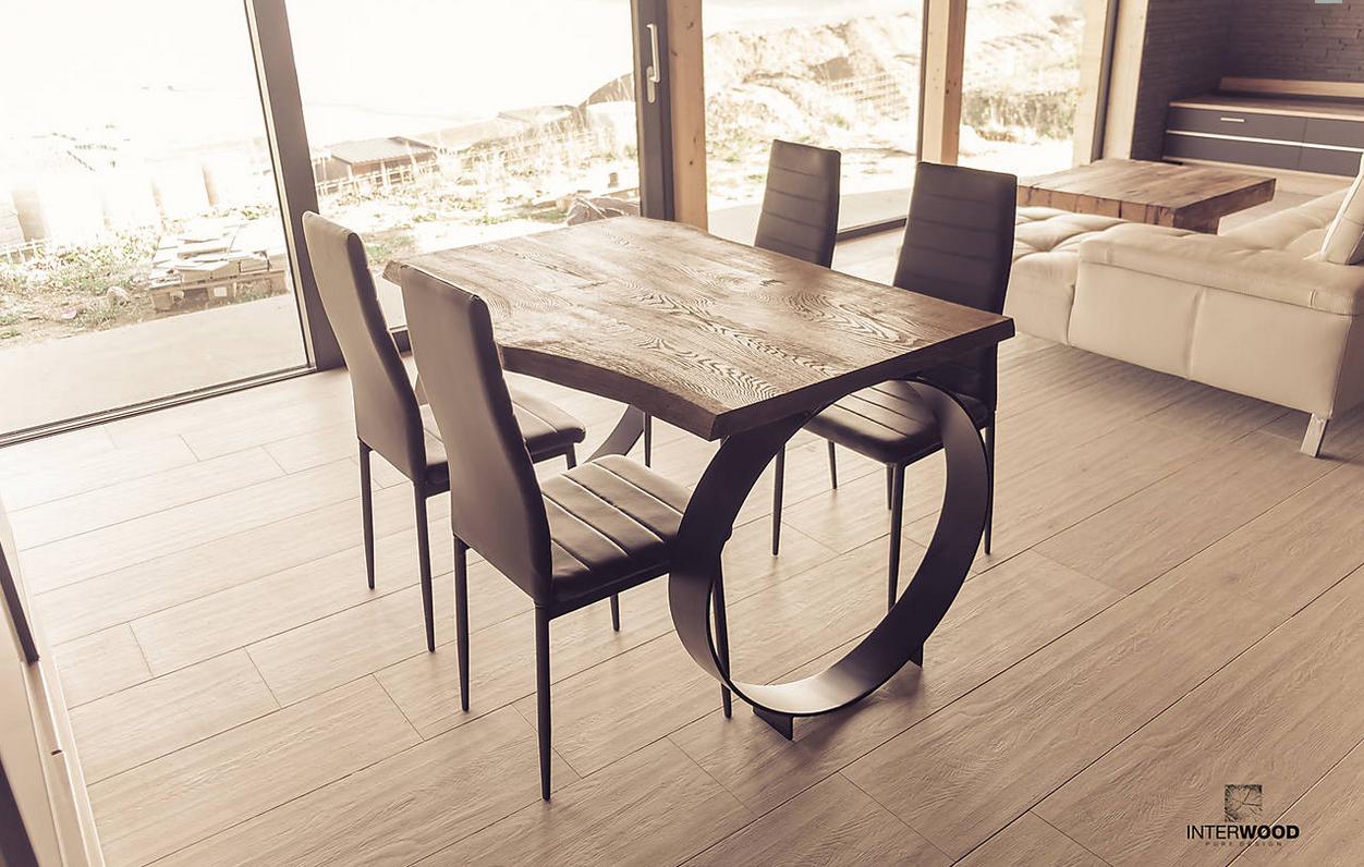 moderne-byvanie-obyvacka-jedalen-dreveny-stol-stolicky