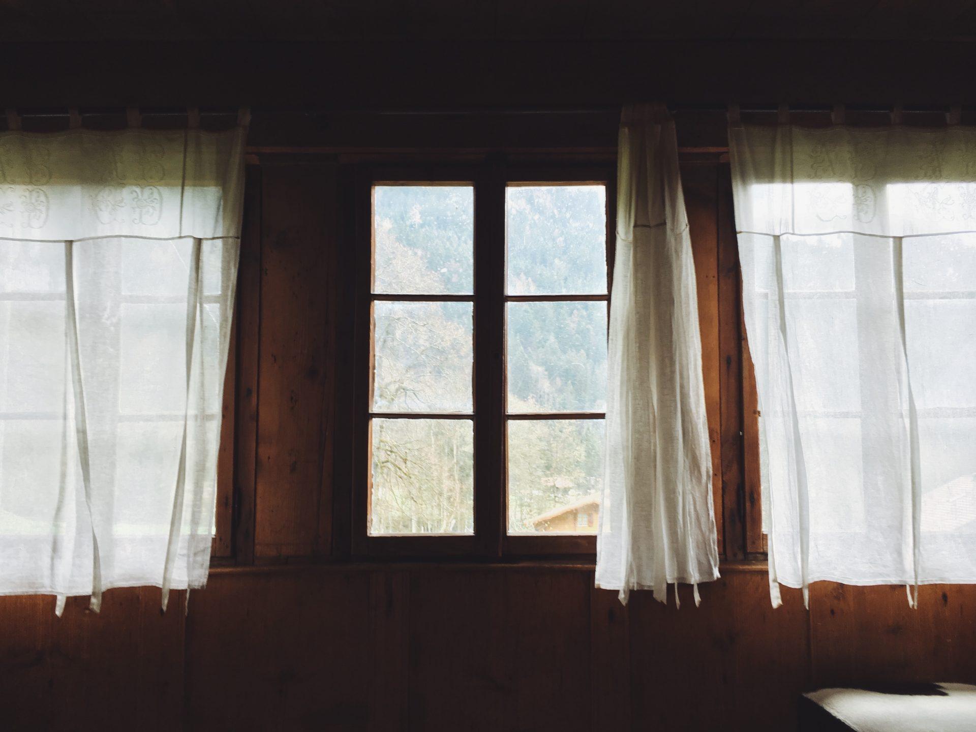 dreveny-obklad-vyhlad-les-zavesy-okno