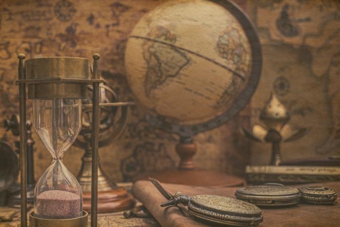 globus-presypacie-hodiny-mapy-historia