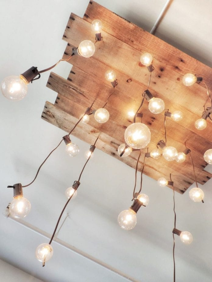 Urobte si doma trendové zákutie za pomoci dreva