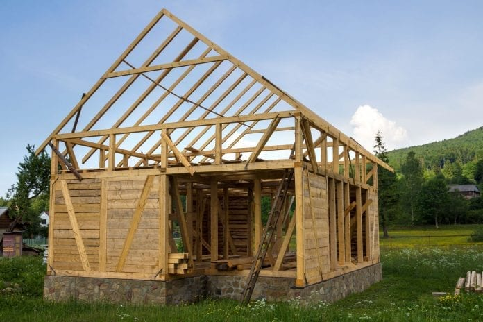 konštrukčná ochrana dreva