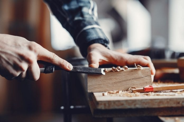 vyrezávanie z dreva pre začiatočníkov