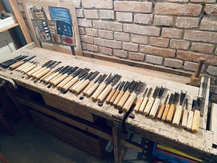 Milan Ondrík, rozhovor, drevo, rezbárstvo (3)