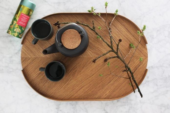 drevená miska, tácka, podnos, Muriena
