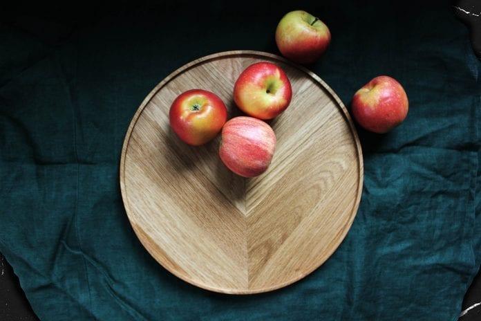 drevená miska