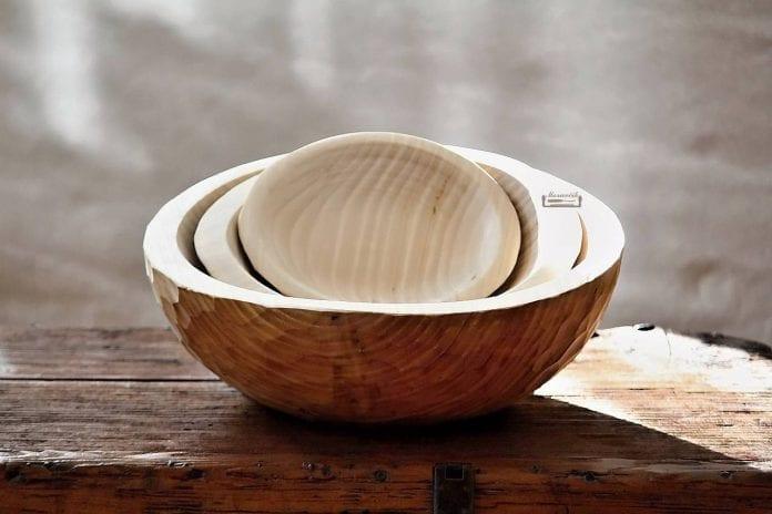 drevené misky, Stolárstvo Peter Moravčík