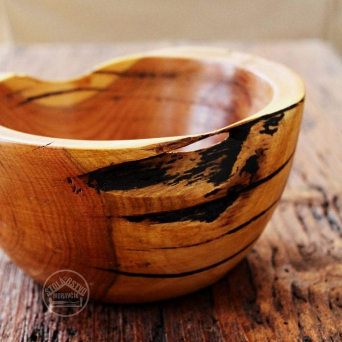 drevená miska, Stolárstvo Peter Moravčík